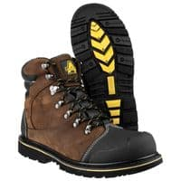 Amblers Safety FS227 Goodyear Welted Safety Brown